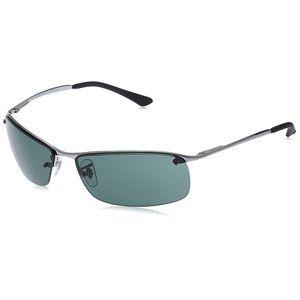 Ray-Ban Sunglasses rectangular Metal RB3183